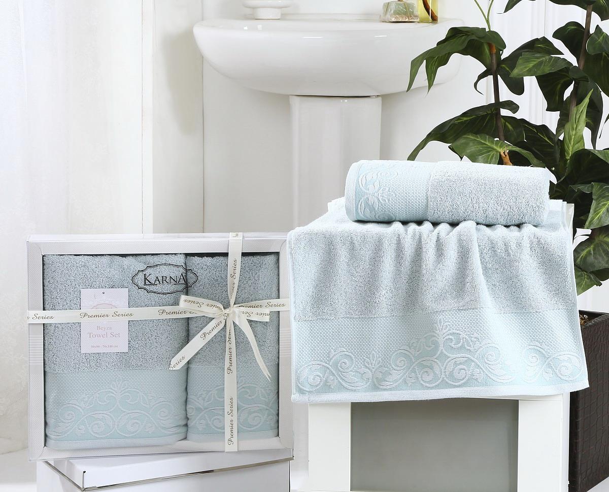 Комплекты полотенец в подарок фото 23