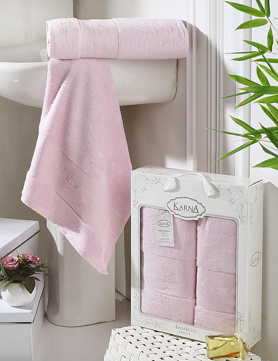 Комплекты полотенец в подарок фото 73